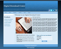 Digital Download Center