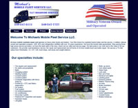 Michaels Mobile Fleet Service LLC.