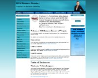 RAM Business Directory of  Virginia