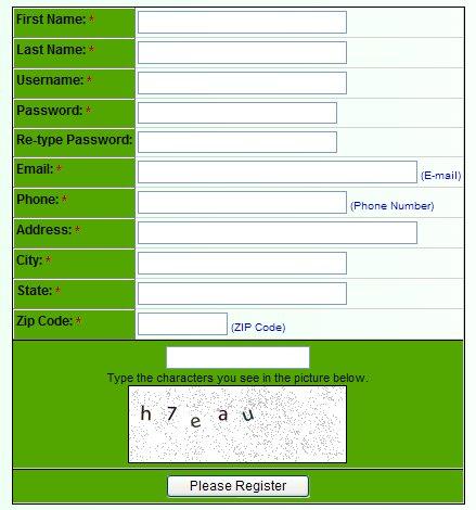 Ram Custom Website Design Amp Development S Custom Website Forms