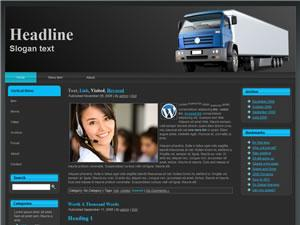 Wordpress Theme 52