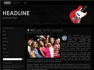 Wordpress Theme 53