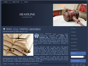 Wordpress Theme 59