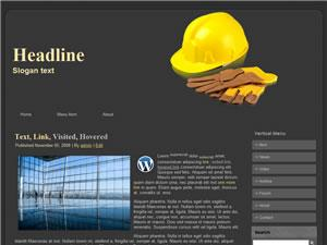 Wordpress Theme 60