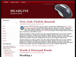 Wordpress Theme 61