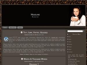 Wordpress Theme 62