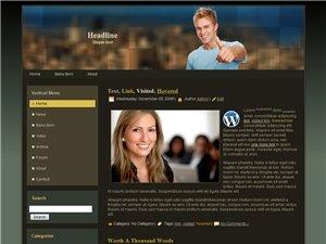 Wordpress Theme 36