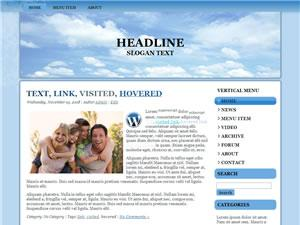Wordpress Theme 05
